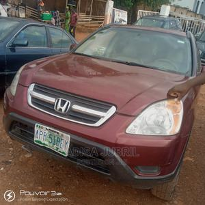 Honda CR-V 2002 Red | Cars for sale in Oyo State, Ibadan