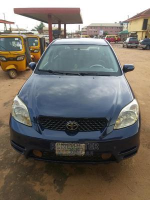 Toyota Matrix 2004 Blue | Cars for sale in Edo State, Benin City