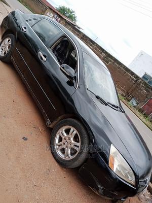 Honda Accord 2007 2.4 Black | Cars for sale in Osun State, Osogbo