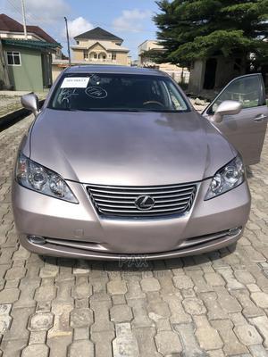 Lexus ES 2008 350 Gold | Cars for sale in Lagos State, Ajah