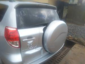 Toyota RAV4 2007 1.8 Silver   Cars for sale in Lagos State, Ifako-Ijaiye