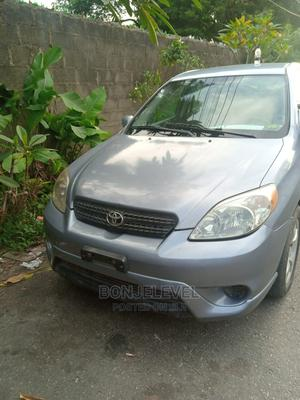 Toyota Matrix 2005 Blue | Cars for sale in Lagos State, Yaba