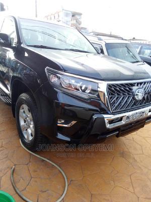 Toyota Land Cruiser Prado 2017 4.0 Black | Cars for sale in Lagos State, Ikeja
