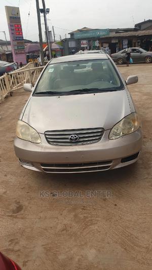Toyota Corolla 2004 LE Gold | Cars for sale in Lagos State, Ifako-Ijaiye