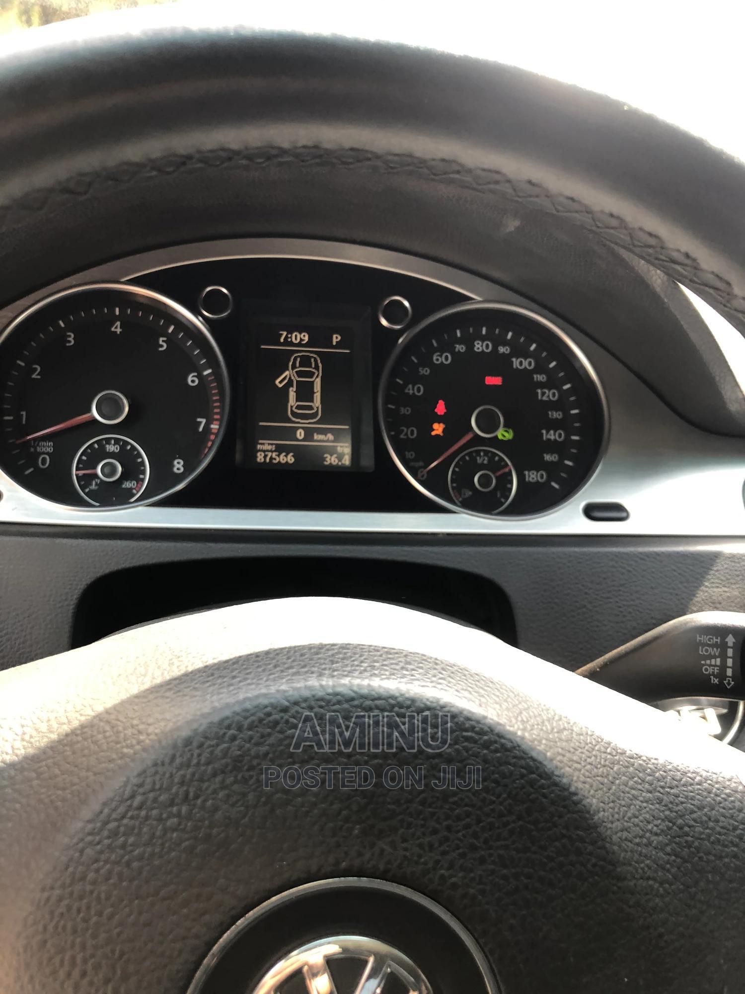 Volkswagen CC 2011 2.0 Luxury Gray   Cars for sale in Kaduna / Kaduna State, Kaduna State, Nigeria