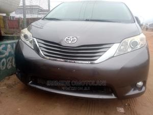 Toyota Sienna 2014 Gray | Cars for sale in Lagos State, Abule Egba