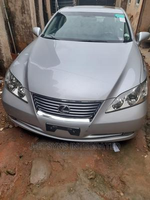 Lexus ES 2009 350 Silver | Cars for sale in Lagos State, Ojodu