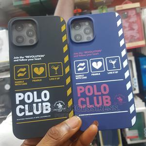 Santa Barbara Polo Leather Case for iPhone 12 Pro Max | Accessories for Mobile Phones & Tablets for sale in Lagos State, Ikeja