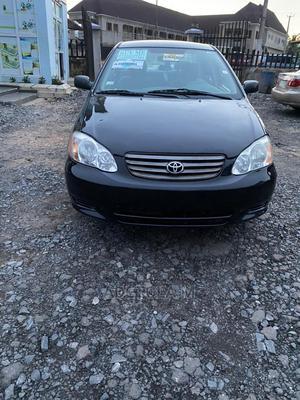 Toyota Corolla 2004 Black | Cars for sale in Oyo State, Ibadan