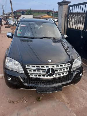 Mercedes-Benz M Class 2010 Black | Cars for sale in Ogun State, Ado-Odo/Ota