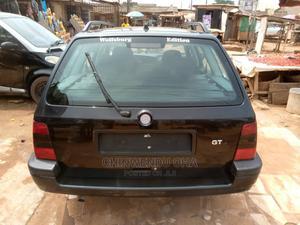 Volkswagen Golf 2000 Black   Cars for sale in Lagos State, Ojodu