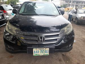 Honda CR-V 2012 Black | Cars for sale in Lagos State, Surulere