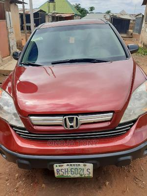 Honda CR-V 2008 2.4 EX-L Automatic Red | Cars for sale in Abuja (FCT) State, Gudu