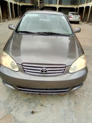 Toyota Corolla 2004 1.6 GLS Gray | Cars for sale in Lagos State, Abule Egba