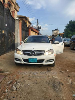 Mercedes-Benz C300 2009 White   Cars for sale in Lagos State, Amuwo-Odofin