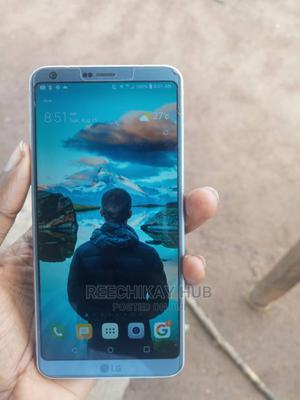 LG G6 32 GB Gray   Mobile Phones for sale in Oyo State, Ibadan