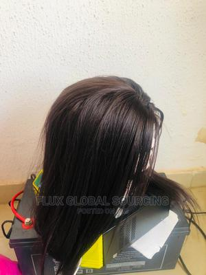 Brazilian Hair Wig With Closure | Hair Beauty for sale in Abuja (FCT) State, Jabi