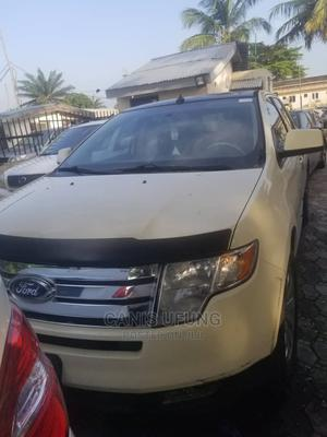 Ford Edge 2007 White   Cars for sale in Lagos State, Ajah