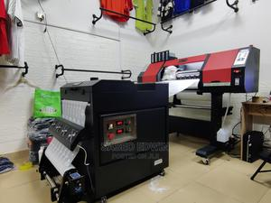 DTF Machine / Borderless Prints Machine | Manufacturing Equipment for sale in Lagos State, Ikeja