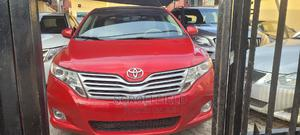 Toyota Venza 2009 V6 Red | Cars for sale in Lagos State, Surulere