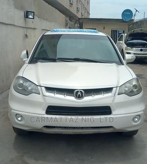 Acura RDX 2007 5-Speed Automatic White   Cars for sale in Lagos State, Ikeja