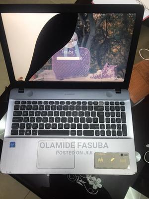 Laptop Asus VivoBook Max X541UA 4GB Intel Pentium HDD 500GB   Laptops & Computers for sale in Lagos State, Ojodu