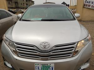 Toyota Venza 2010 V6 AWD Silver | Cars for sale in Lagos State, Alimosho