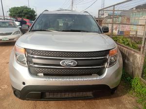 Ford Explorer 2014 Silver   Cars for sale in Lagos State, Ikorodu