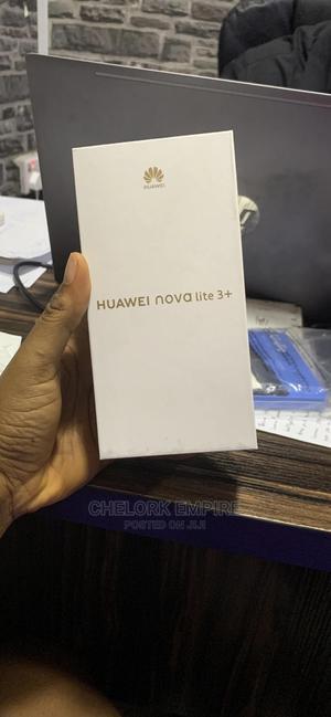 New Huawei Nova Lite 3+ 128 GB Blue   Mobile Phones for sale in Lagos State, Ikeja