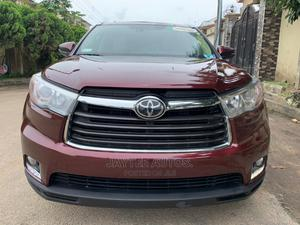 Toyota Highlander 2014 Red | Cars for sale in Lagos State, Magodo