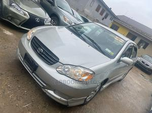Toyota Corolla 2004 S Silver   Cars for sale in Lagos State, Ogba