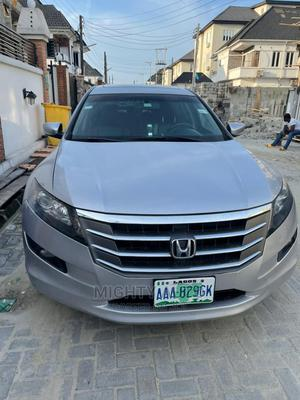 Honda Accord Crosstour 2011 EX-L AWD Silver   Cars for sale in Lagos State, Isolo