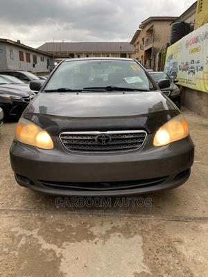 Toyota Corolla 2005 LE Gray   Cars for sale in Lagos State, Ogba