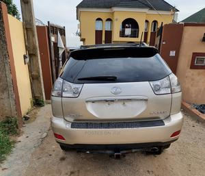 Lexus RX 2008 Gold   Cars for sale in Lagos State, Ikeja
