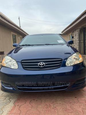 Toyota Corolla 2003 Blue | Cars for sale in Lagos State, Alimosho