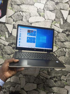 Laptop HP Pavilion X360 14 4GB Intel Core I3 SSD 128GB   Laptops & Computers for sale in Lagos State, Ikeja