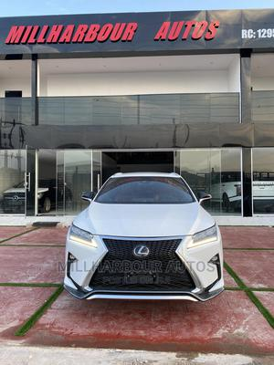 Lexus RX 2017 350 F Sport FWD White | Cars for sale in Lagos State, Lekki