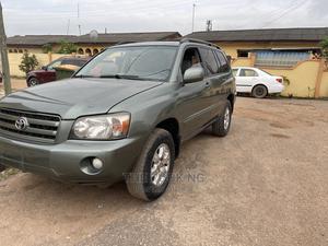 Toyota Highlander 2005 Green | Cars for sale in Lagos State, Ifako-Ijaiye