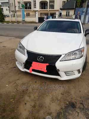 Lexus ES 2008 350 White | Cars for sale in Bayelsa State, Yenagoa