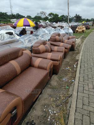 A Quality and Affordable 7 Seaters Sofa   Furniture for sale in Lagos State, Oshodi