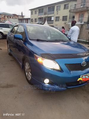 Toyota Corolla 2008 1.6 VVT-i Blue | Cars for sale in Lagos State, Gbagada