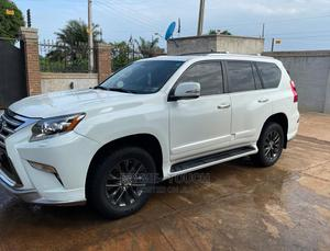 Lexus GX 2018 460 Luxury White   Cars for sale in Lagos State, Surulere