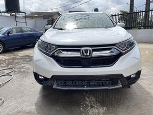 Honda CR-V 2020 EX-L AWD White   Cars for sale in Lagos State, Surulere