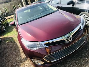 Toyota Avalon 2016 Red   Cars for sale in Abuja (FCT) State, Gwarinpa