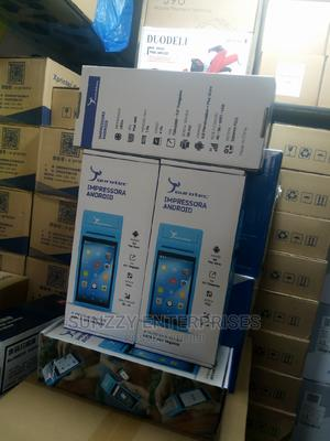 Android POS Machine With Printer - No Card | Store Equipment for sale in Lagos State, Ikeja