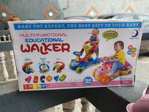 Multifunctional Educational WALKER   Babies & Kids Accessories for sale in Lagos State, Surulere