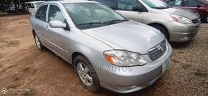 Toyota Corolla 2003 Silver | Cars for sale in Abuja (FCT) State, Kubwa