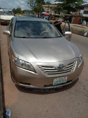 Toyota Camry 2008 2.4 XLE Silver | Cars for sale in Edo State, Benin City