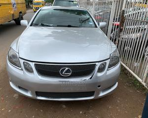 Lexus GS 2007 350 Silver | Cars for sale in Lagos State, Isolo