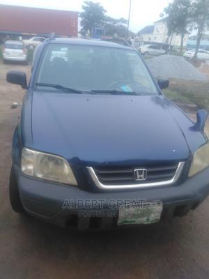 Honda CR-V 2001 2.0 Blue | Cars for sale in Lagos State, Ojo